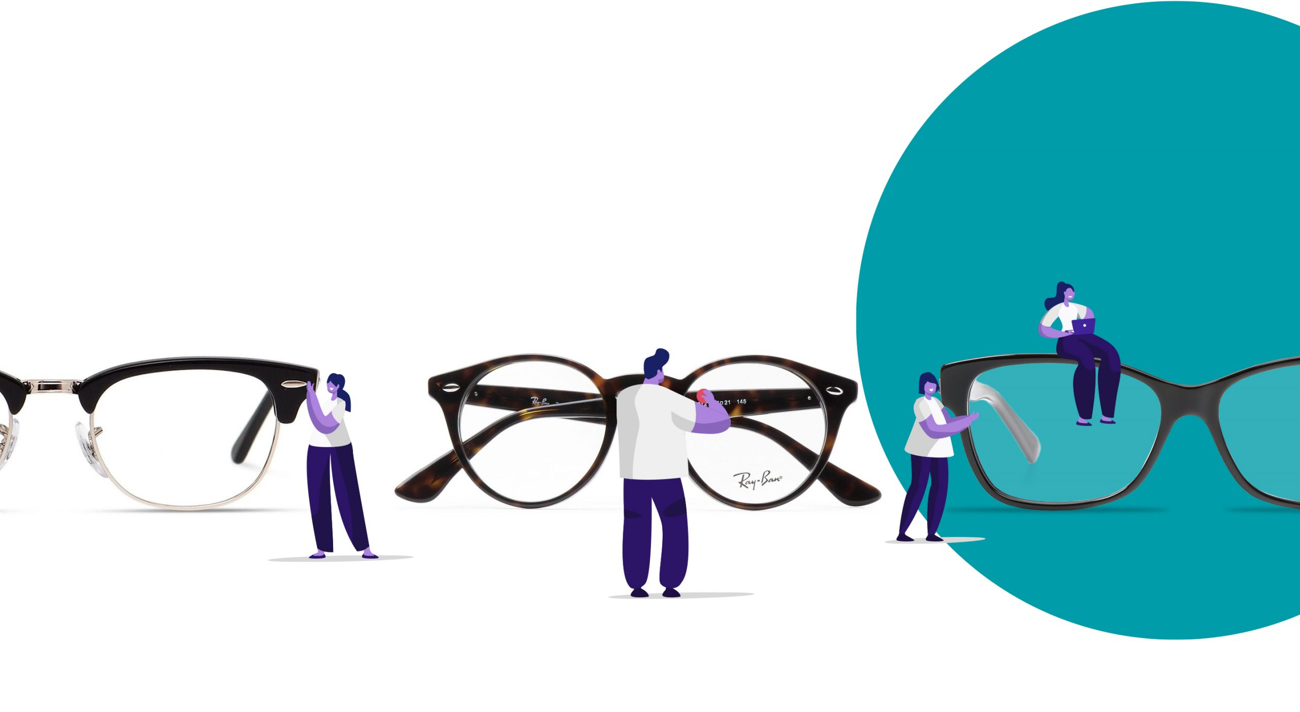 Discover a wide range of glasses brands and prescription sunglasses at Optical People.