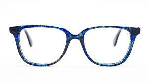 Miss KG Blue Acetate Glasses 012
