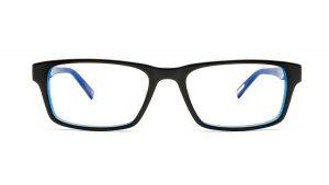 Ted Baker Black Acetate Glasses Folkbox 8078