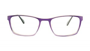 William Morris Purple Metal Glasses 4119
