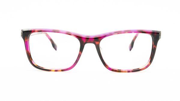 William Morris Purple Plastic Glasses 50052