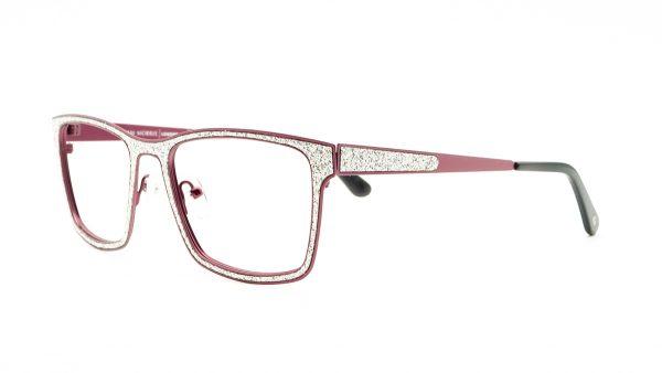 William Morris Silver Glitter Metal Glasses 1505