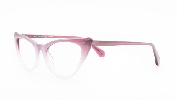 William Morris Purple Plastic Glasses 6974