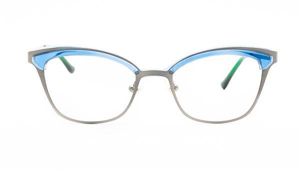 William Morris Blue Metal Glasses LN50059