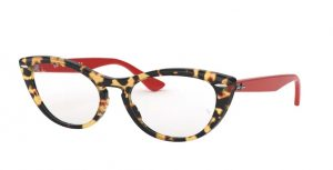 ray-ban glasses plastic nina 4314V havana