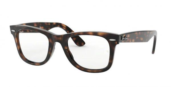 ray-ban glasses plastic wayfarer ease 4340V havana