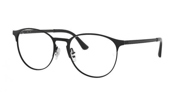 ray-ban glasses 6375 black matte