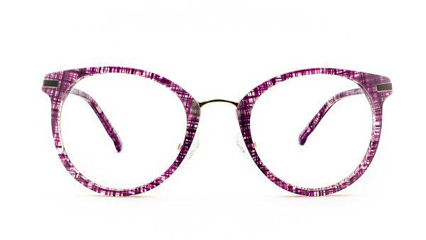 Ventice Purple Acetate Glasses VP1552
