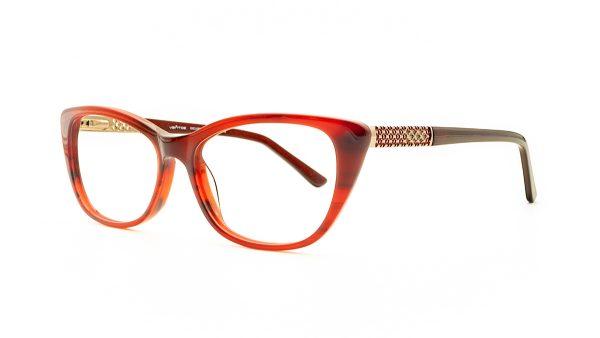 Ventice Red Acetate Glasses VE704