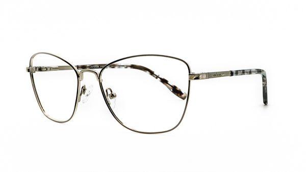 Ventice Black Gold Metal Glasses VP1548