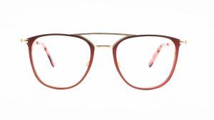 William Morris Red Metal Glasses LN50089
