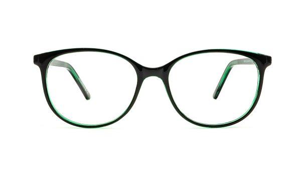Brooksfield Green Acetate Glasses 264