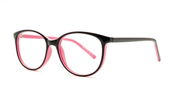 Brooksfield Pink Acetate Glasses 264