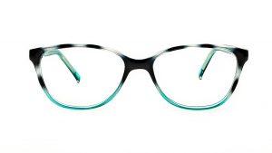 Brooksfield Blue Acetate Glasses 263