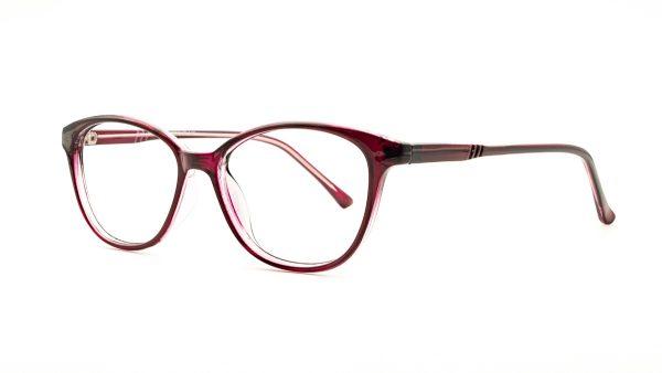 Brooksfield Purple Acetate Glasses 262