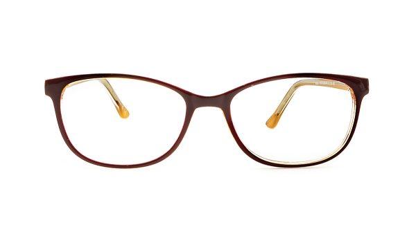 Brooksfield Purple Acetate Glasses 265