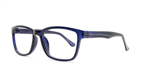Brooksfield Blue Acetate Glasses 268