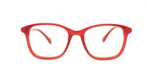 Cacharel Red plastic Glasses CA3016