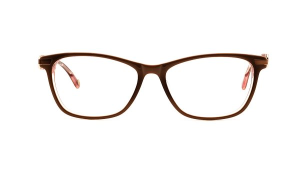 Cacharel Brown Plastic Glasses CA3013