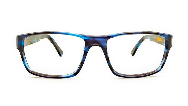 Jaguar Blue Acetate Glasses Mod.31800-6628