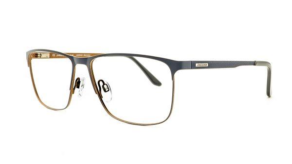 Jaguar Blue Metal Glasses Mod.33096-3100