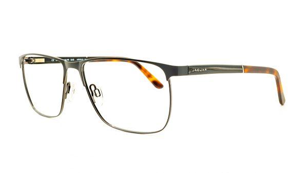 Jaguar Black Metal Glasses Mod.33090-6100