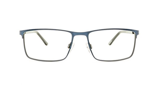 Jaguar Blue Metal Glasses Mod.35049-3100