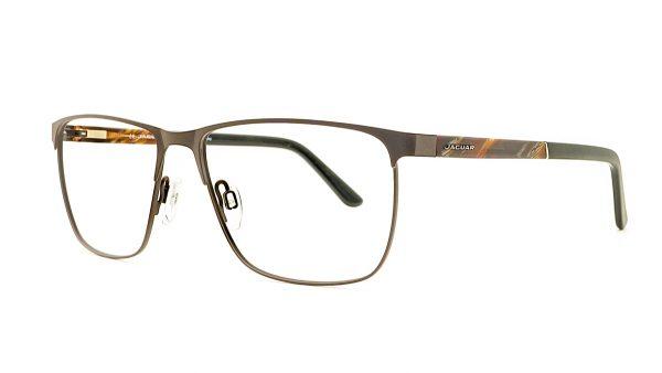 Jaguar Brown Metal Glasses Mod.33090-5100