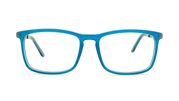 Jaguar Blue Plastic Glasses Mod.32500-4575