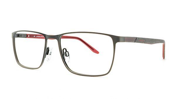 Jaguar Black Metal Glasses Mod.33591-1120