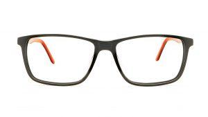 Jaguar Black Acetate Glasses Mod.31508-6852