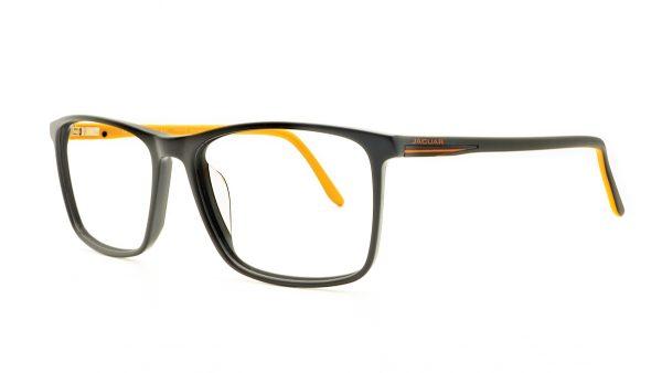 Jaguar Black Acetate Glasses Mod.31515-8840