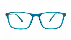 Jaguar Blue Acetate Glasses Mod.36800-9500