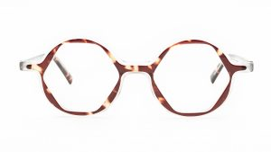 Kloss Olsen Tortoiseshell Plastic Glasses FG1212