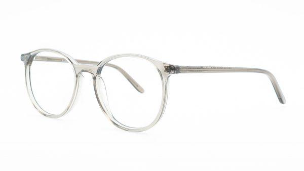 Kloss Olsen Grey Plastic Clear Glasses WD1117