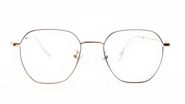 Kloss Olsen Rose Gold Metal Glasses 2450