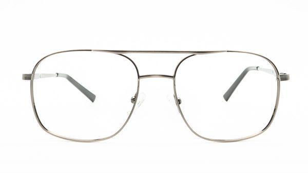 Kloss Olsen Gunmetal Metal Glasses DS18092