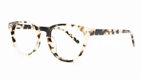 Kloss Olsen Tortoiseshell Plastic Glasses CO1005