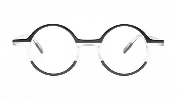 Kloss Olsen Black Plastic Glasses FG1211