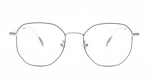 Kloss Olsen Black Metal Glasses 1080