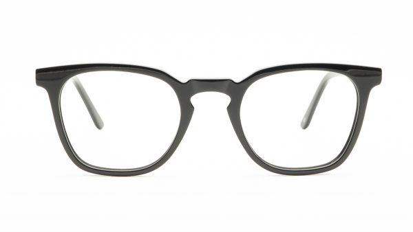 Kloss Olsen Black Acetate Glasses T1819