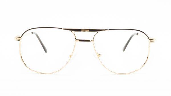 Kloss Olsen Gold Metal Glasses DS16098