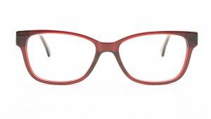 Kloss Olsen Red Acetate Glasses FG1169
