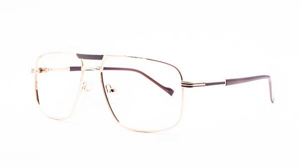 Kloss Olsen Rose Gold Metal Glasses 4818012