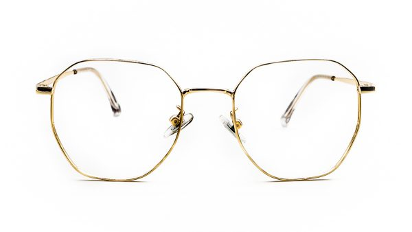 Kloss Olsen Gold Metal Glasses 6025