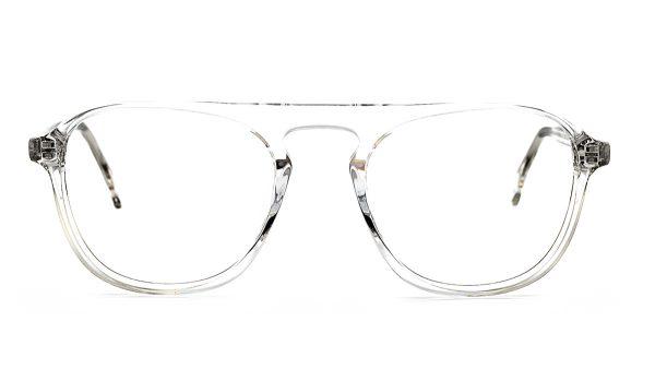 Kloss Olsen Clear Acetate Glasses C01009