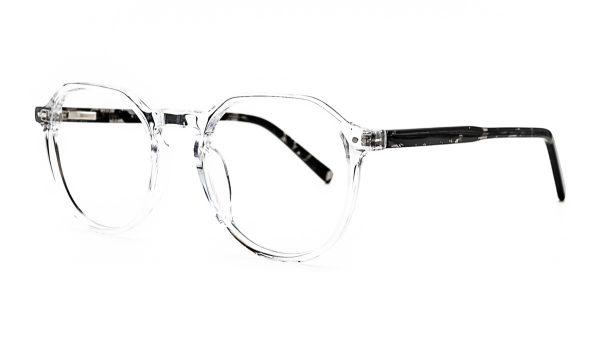 Kloss Olsen Clear Acetate Glasses WD1222