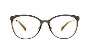 Ted Baker Grey Metal Glasses Quinn 2237