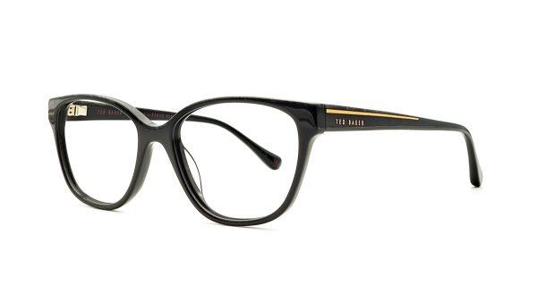 Ted Baker Black Acetate Glasses 9156 Skylar