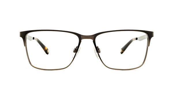 Ted Baker Gunmetal Metal Glasses Robin 4245